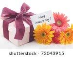 gift for mother's day   Shutterstock . vector #72043915
