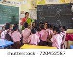 amravati  maharashtra  india 22 ...   Shutterstock . vector #720452587