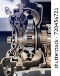 automatic transmission for... | Shutterstock . vector #720456721