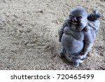 Marble Budai Or Hotei Is A...