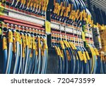electric cables | Shutterstock . vector #720473599