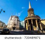 london  uk   circa june 2017 ... | Shutterstock . vector #720489871