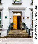 london  uk   circa june 2017 ... | Shutterstock . vector #720493801