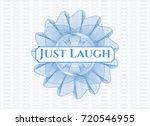 light blue abstract rosette...   Shutterstock .eps vector #720546955