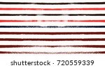 seamless vector sailor stripes... | Shutterstock .eps vector #720559339