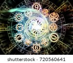 numeric connection series.... | Shutterstock . vector #720560641