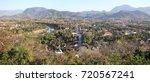 view of luangprabang  world... | Shutterstock . vector #720567241