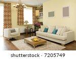 classic living room | Shutterstock . vector #7205749