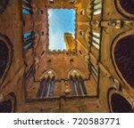 architectural wonders of the... | Shutterstock . vector #720583771