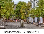 serbia  belgrade   september 19 ... | Shutterstock . vector #720588211