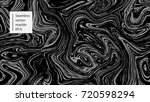 seamless abstract marble... | Shutterstock .eps vector #720598294