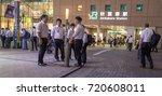 tokyo  japan   september 21st ... | Shutterstock . vector #720608011