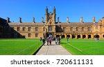 sydney  australia  7 aug 2017 ... | Shutterstock . vector #720611131