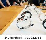 paris  france   sep 22  2017 ... | Shutterstock . vector #720622951
