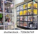 tokyo  japan   september 21st ... | Shutterstock . vector #720636769