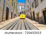 lisbon  portugal   june 12 ... | Shutterstock . vector #720652015