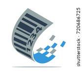 icon logo   illustration for... | Shutterstock .eps vector #720686725