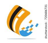 icon logo   illustrations for... | Shutterstock .eps vector #720686731