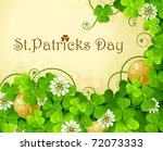 St. Patrick\'s Day Frame With...