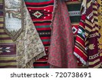 african and middle eastern... | Shutterstock . vector #720738691