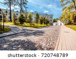 the oldest university in the...   Shutterstock . vector #720748789