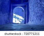 traditional moroccan... | Shutterstock . vector #720771211