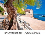 ancient architecture and... | Shutterstock . vector #720782431