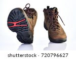 Hiking Boots Step With...