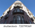 amazing architecture in the... | Shutterstock . vector #720799369