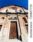 column   old architecture     ... | Shutterstock . vector #720807715