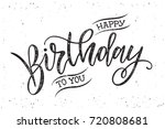 vector illustration.happy... | Shutterstock .eps vector #720808681