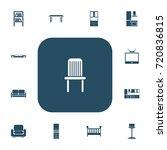 set of 13 editable furnishings...