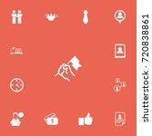 set of 13 editable job icons....