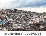 Heap Of Garbage On Illegal...