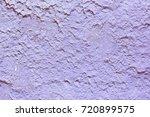 aged old daub pattern | Shutterstock . vector #720899575