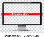 computer monitor vector...   Shutterstock .eps vector #720907681