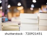 education and study as concept  ... | Shutterstock . vector #720921451