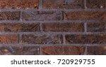 texture of natural brick.... | Shutterstock . vector #720929755