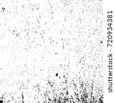 black white grunge vector... | Shutterstock .eps vector #720934381