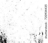 black white grunge vector... | Shutterstock .eps vector #720934435