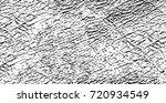 grunge black and white vector.... | Shutterstock .eps vector #720934549