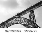 part of the construction of the ... | Shutterstock . vector #72095791