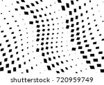 abstract halftone wave dotted... | Shutterstock .eps vector #720959749