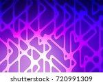 light purple vector natural... | Shutterstock .eps vector #720991309
