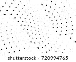 abstract halftone wave dotted... | Shutterstock .eps vector #720994765