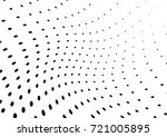 abstract halftone wave dotted... | Shutterstock .eps vector #721005895
