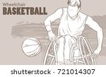hand drawn illustration.... | Shutterstock .eps vector #721014307