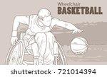 hand drawn illustration.... | Shutterstock .eps vector #721014394