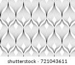 flower pattern vector | Shutterstock .eps vector #721043611