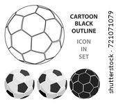 football icon cartoon. single...